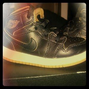 Toddler Boy's Nike Air Jordan size 6C